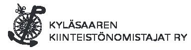 Kyläsaaren Kiinteistönomistajat ry logo