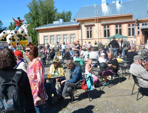 Kyläsaari-päivä 15.06.2014