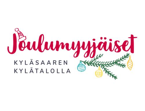 Joulumyyjäiset Kylätalolla su 15.12.2019 klo 13-16